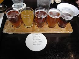 Jolly Pumpkin Restaurant Brewery by Jolly Pumpkin Café U0026 Brewery Beer Sampler My Beer Sampler U2026 Flickr