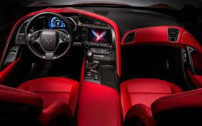 Custom Corvette Interior Top 10 Interiors Autofluence