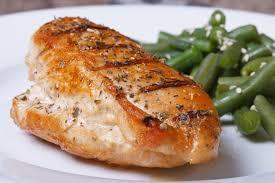 cuisiner des blanc de poulet blancs de poulet cuits vapeur haricots verts sarrazin top santé