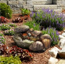 32 backyard rock garden ideas