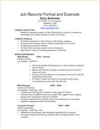 employment resume template simple exle resume template idea effortless capture also 5