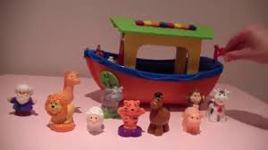 kct noah u0027s ark the ship for children toys animals youtube