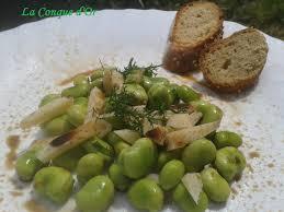 cuisiner les f钁es fraiches salade de fèves fraîches au vinaigre balsamique et pecorino la