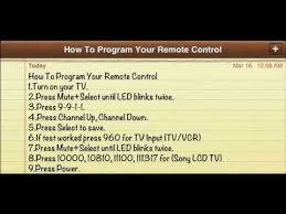 trend program directv remote for tv 86 for your best cover letter