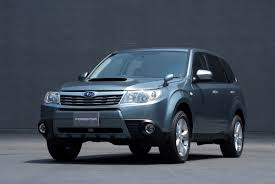 blue subaru forester 2009 2009 subaru forester prototypes see what the designers disapproved