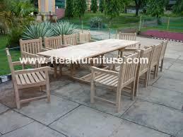 modern style used teak patio furniture with used teak patio