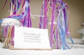 ribbon wands ribbon wands wedding diy purple reception ribbon wand use