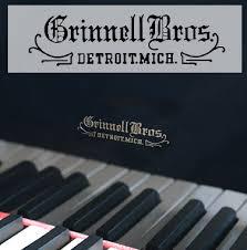 were not building pianos here gentlemen piano store steinway piano gallery of detroit