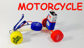 how to make toy motorcycle youtube