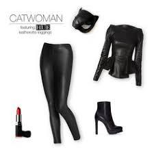 Catwoman Costume Halloween Diy Catwoman Costume Belmariex3 Polyvore Featuring La Perla