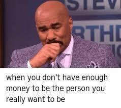 Broke Meme - that face though