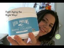 Vital Proteins Collagen Fight Aging With Vital Proteins Marine Collagen Youtube