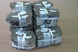 bureau de change nigeria court orders forfeiture of n449 million found in lagos shop