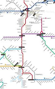 Shenzhen Metro Map by Metro Map Of China U0027s High Speed Rail Makes Transferring Between