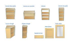 meuble de cuisine en kit aménagement d une cuisine brico