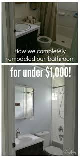 ideas splendid diy bathroom remodel cheap diy bathroom remodel