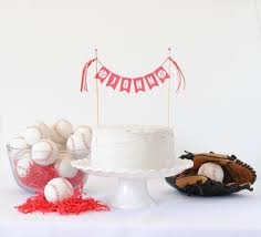 baseball cake toppers kids party themed cake toppers avalon