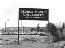Gmu Campus Map A History Of George Mason University Browse Items