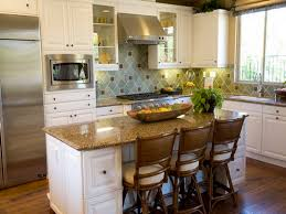 Small Kitchen With Island Design Kitchen Small Kitchen Island Designs With Seating Custom Space