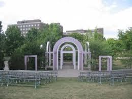 Wedding Arch Nyc Handfasting Wedding The Lilac Arches Highland Park Rochester