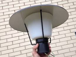 modern outdoor post light
