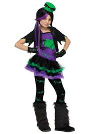 girls funky frankie costume costumes halloween costumes and