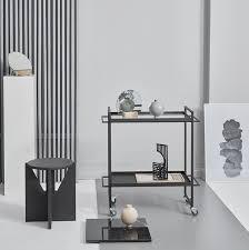 kristina dam blackened beechwood table u2013 the minimalist