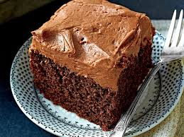 chocolate mayonnaise cake recipe myrecipes