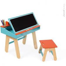 bureau d ecolier bureau d écolier bleu et orange sebio