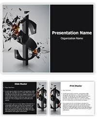 make great looking powerpoint presentation with our financial