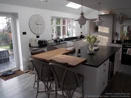 kitchen of the day traditional shaker kitchen with minimalist
