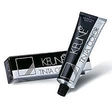 keune 5 23 haircolor use 10 for how long on hair amazon com keune tinta hair color tube 4 53 medium chestnut
