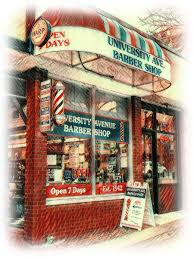 university ave barbershop