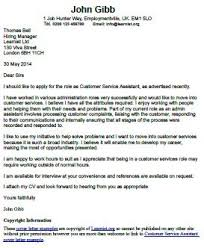 customer service assistant cover letter example forums learnist org