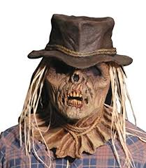 scarecrow mask scary masks scarecrow mask costume