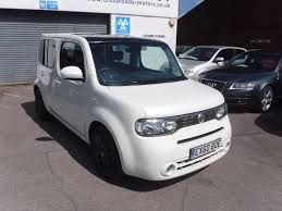 used 2010 nissan cube 1 6 kaizen cvt 5dr for sale in kent