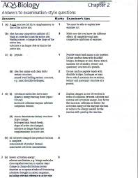 nelson thornes aqa book answers biology unit 1 the student room