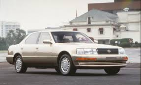 lexus models 2000 how the lexus ls400 conquered the world u2013 and why we u0027re glad it did