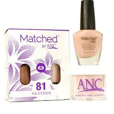 40 matched combo by anc amazing nail concepts french dip