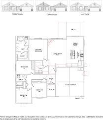 Floor Plan Standards Cbh Homes Palisades 1722 Floor Plan