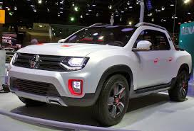 renault duster oroch концепт renault duster oroch