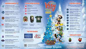 mickey s merry 2015 guide map photo 1 of 2