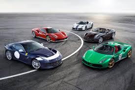 ferrari sports car ferrari car news by car magazine
