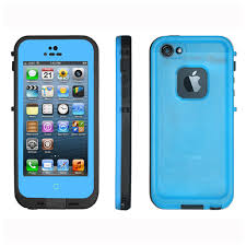 light blue iphone 5c case waterproof iphone 5 case gizmomix