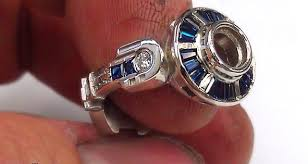 r2d2 wedding ring geektastic r2 d2 engagement ring with amazing