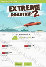 road trip 2 apk road trip 2 hack apk coins bucks and tokens