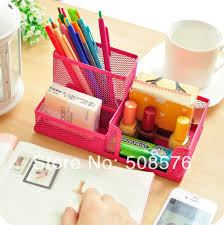 Colorful Desk Organizers Make Colorful Desk Organizers Crafthubs