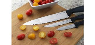 dishwasher safe kitchen knives douglas quikut to introduce ginsu dishwasher safe cutlery
