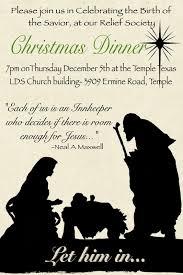 lds christmas program ideas relief society christmas relief