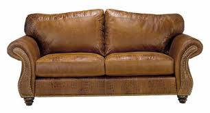 Camelback Leather Sofa kendall leather sofas american heritage custom leather made in